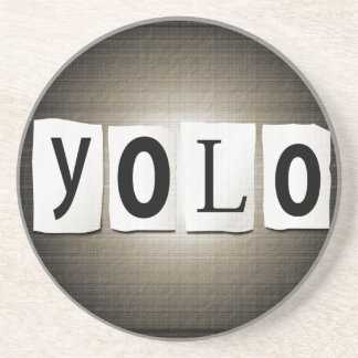 Concept de YOLO Dessous De Verres