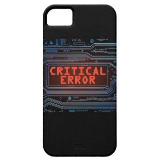 Concept d'erreur critique coques iPhone 5 Case-Mate