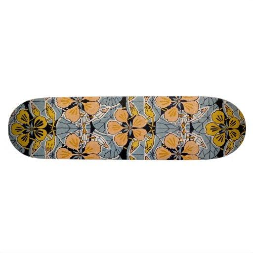 Conception #10 @ VictoriaShaylee de Nouveau d'art Skateboards Personnalisés