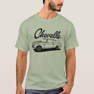 Conception 1969 de Chevelle solides solubles T-shirt