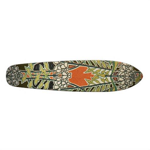 Conception #3 @ VictoriaShaylee de Nouveau d'art Skateboards