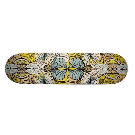 Conception #4 @ VictoriaShaylee de Nouveau d'art Planches À Roulettes Customisées