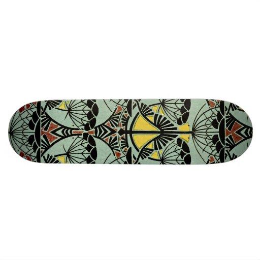 Conception #5 @ VictoriaShaylee de Nouveau d'art Skateboards Personnalisés