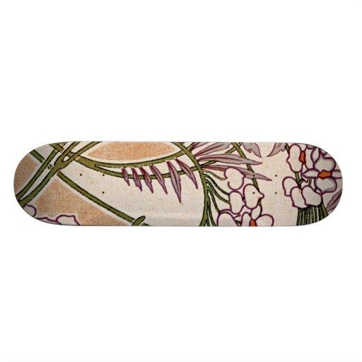 Conception #8 @ VictoriaShaylee de Nouveau d'art Skateboard