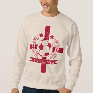Conception anglaise du football de l'Angleterre de Sweatshirt