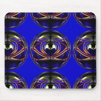 Conception artistique abstraite d'Alien-Je Tapis De Souris