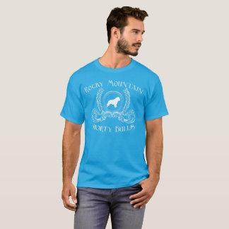 Conception blanche de T-shirt de taureaux de petit