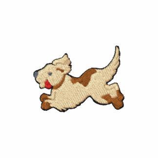 Conception brodée par chien