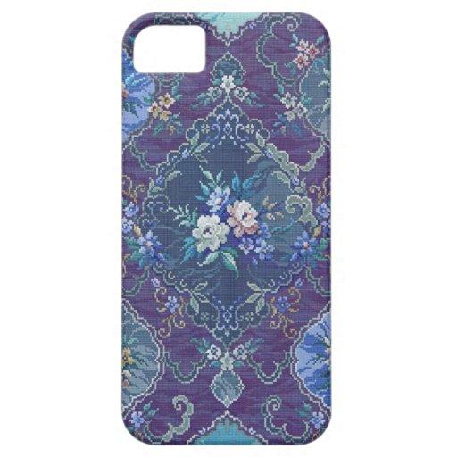Conception classique de bouquet floral coques iPhone 5 Case-Mate