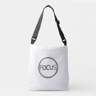 Conception créative de typographie de foyer sac ajustable