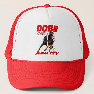 Conception d'agilité de sports de Dobe Casquette