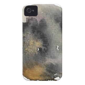 Conception d'aquarelle coque Case-Mate iPhone 4