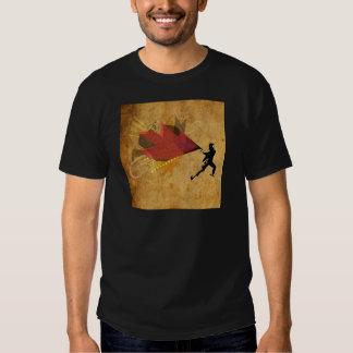 """Conception d'art de rue """"de rage créative"""" t-shirt"""