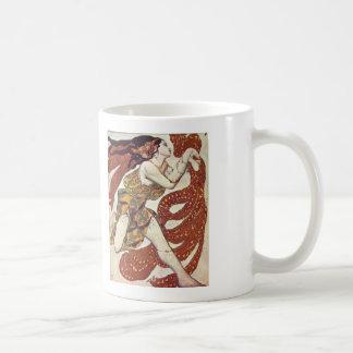 Conception de Bakst-Costume de Léon pour une Mug