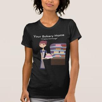 Conception de boulangerie/magasin de pâtisserie 4 t-shirt