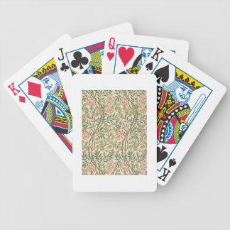 """Conception """"de Briar doux"""" pour le papier peint, i Jeu De Poker"""