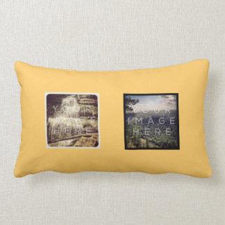 Conception de carreau personnalisée par photo oreillers