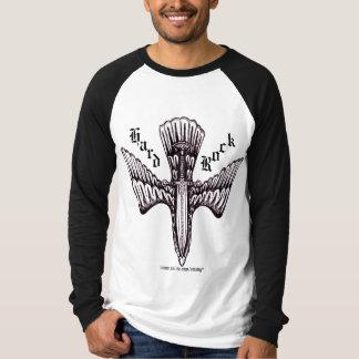 Conception de chemise de hard rock t-shirt