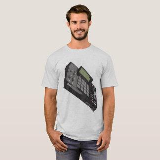 Conception de chemise de machine de battement t-shirt