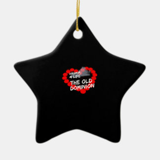 Conception de coeur de bougie pour l'état de ornement étoile en céramique