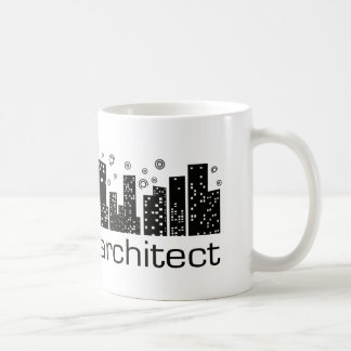 Conception de cool de bâtiments d'architecte ! mug