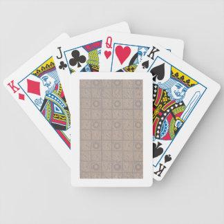 Conception de couche-culotte pour le papier peint, cartes à jouer