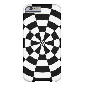 Conception de damier coque iPhone 6 barely there