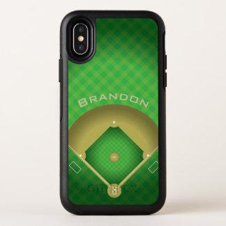 Conception de diamant de base-ball