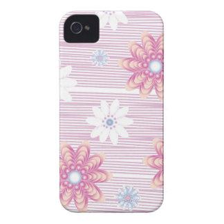 Conception de fleur de danse coque iPhone 4