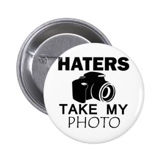 conception de haineux badges