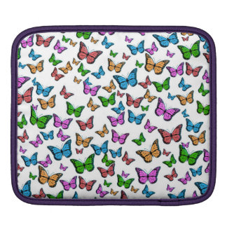 Conception de motif de papillons housse pour iPad