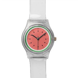conception de pastèque montre