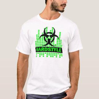 Conception de rythme de Hardstyle T-shirt