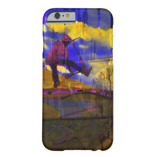 Conception de sports de beaux-arts de coque iPhone 6 barely there