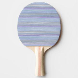 conception de style de couleurs en pastel de livre raquette de ping pong