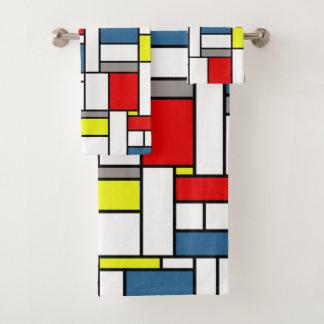 Conception de style de Mondrian