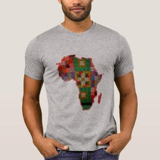 conception de T-shirt de motifs d'Africain de