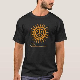 Conception de Taino - symbole du Bohike T-shirt