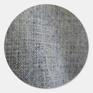 Conception de tissu de jeans