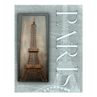Conception de Tour Eiffel Prospectus