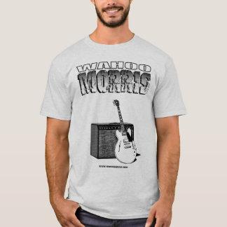 Conception de WahooMorris_Guitar&Amp T-shirt