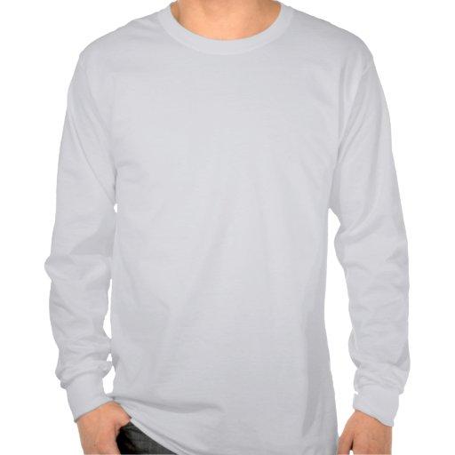Conception décisive simpliste t-shirt