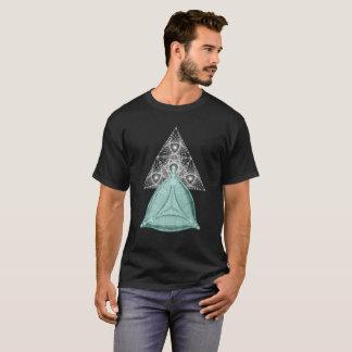 Conception d'EEB de triangle T-shirt
