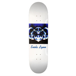 Conception d'Enola Lynn Skateoard Personnalisé