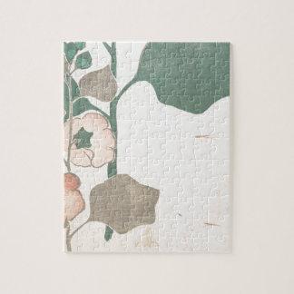 Conception des fleurs - Japon Puzzle