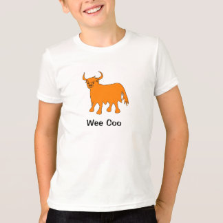 """Conception des montagnes de T-shirt de vache """"à"""