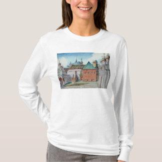 Conception d'étape pour l'opéra de Mussorgsky T-shirt