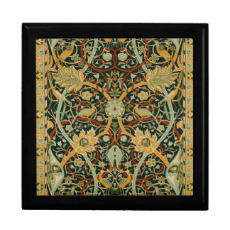 Conception d'impression d'art de tapis de Perse de Boîte À Souvenirs