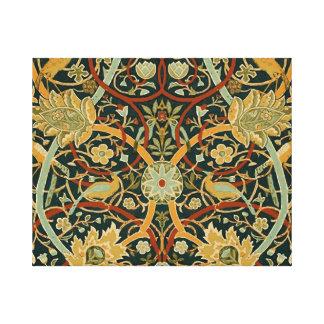 Conception d'impression d'art de tapis de Perse de Toiles