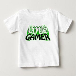 Conception drôle de chemise de jeu vidéo de petit t-shirt pour bébé